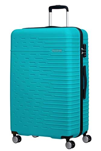 American Tourister Trolley Large 96 liters 4 Wheels Hyperdash, Aqua Turquoise (Turquoise) - Hyperdash