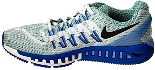 Nike Womens Air Zoom Odyssey Running Trainers 749339 Sneakers Shoes (US 6.5, sail Black Lucid Green 101)