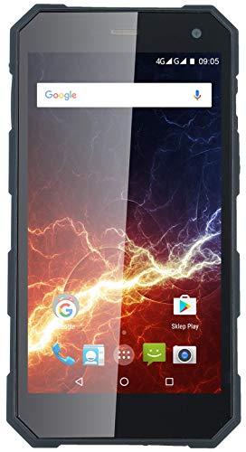 myPhone Hammer Energy 5' Doppia SIM 4G 2GB 16GB 5000mAh Nero, Arancione