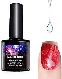 GOUMAO Nail Gel Remover 12ml Soak Off Gel Color Coat UV Nail Gel Polish for Manicure