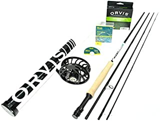 ORVIS HELIOS 3D 905-4 FLY ROD OUTFIT (9'0
