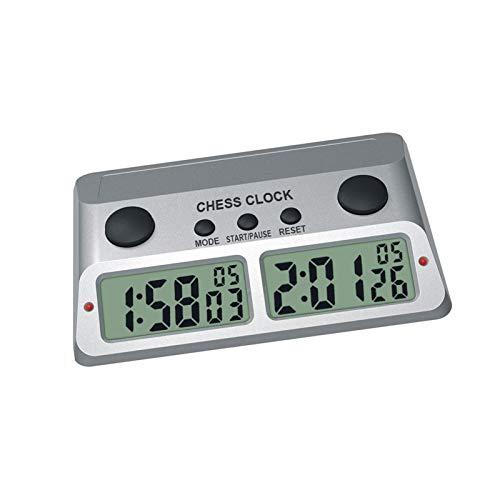 Temporizador de reloj de fallo, digital, cronómetro, para juegos de fallos, cuentas, temporizador de cuenta atrás