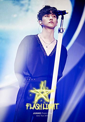 "JUNHO (From 2PM) Solo Tour 2018 ""FLASHLIGHT"" (DVD通常盤) (特典なし)"