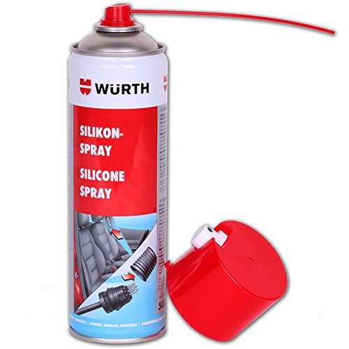 Würth silicona en Spray universal 500 ml