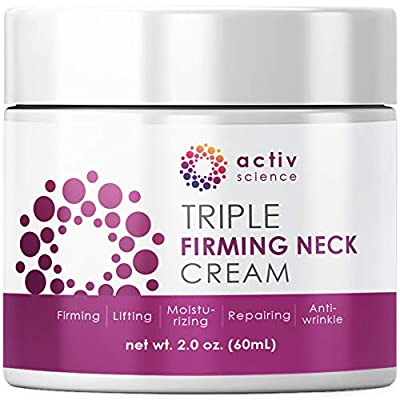 ACTIVSCIENCE Neck Firming Cream