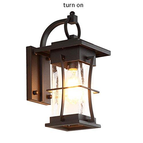 XW LRW wandlamp, waterdicht, minimalistisch, Chinees, voor hotel, hal, balkon, entree
