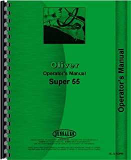 Best oliver 55 tractor Reviews