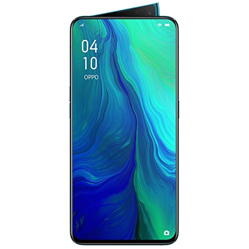 "Oppo Reno 5g Tim Ocean Green 6.6"" 8gb/256gb"