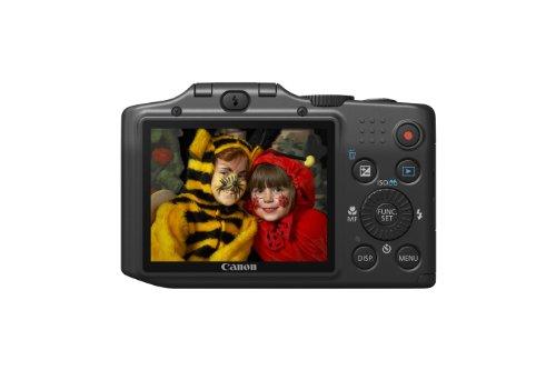 Canon PowerShot SX160 IS Fotocamera Compatta