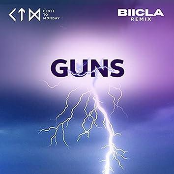 Guns (Biicla Remix)