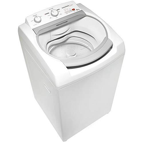 Máquina de Lavar Brastemp 9kg com Ciclo Tira Manchas e Enxágue Duplo - 220V