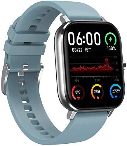 WXDP Reloj electronico,El Inteligente Original, Inteligente, teléfono Bluetooth, electrocardiograma, Monitor cardíaco, presión Arterial, oxígeno, Pulsera de fitn