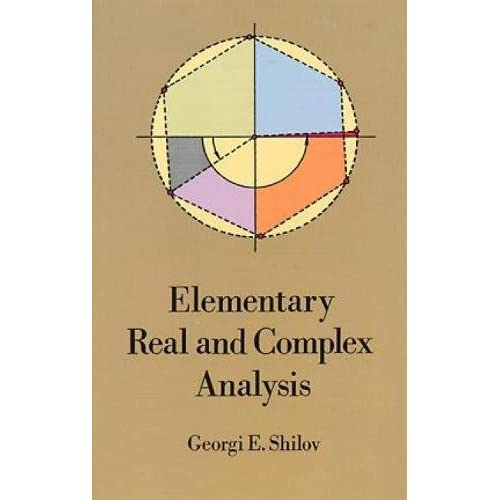 Introductory Complex Analysis (Dover Books on Mathematics)