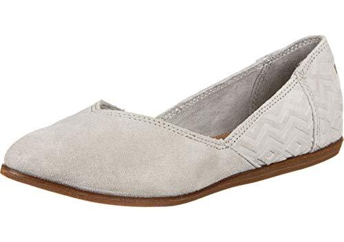 TOMS Damen Women Jutti Sneakers, Grau (Drizzle Grey 000), 41 EU