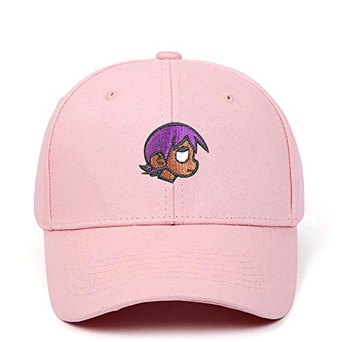 TOMORROWSTRA Lil-Uzi VERT Cotton Baseball Cap Men and Women Adjustable Hip-hop dad hat Outdoor Sports Cap Sun hat