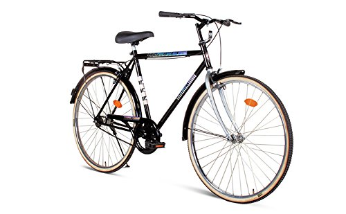 BSA cycles Photon Ex With Bar End Bicycle, 26 inches Wheel Size, Steel...