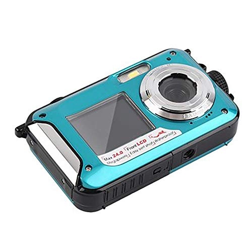 Anti-Shake-Digitalkamera, 24 Millionen Effektive Pixel-Sensorgröße 1/2.7 Zoll Geeignet Für Schule Home-Office 16-Fachem,A