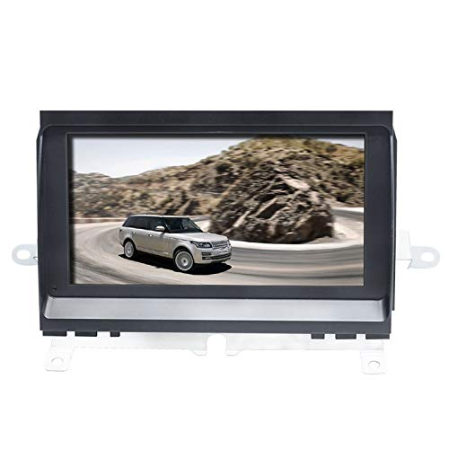 QIQIDIAN Android 10 Autoradio Car Multimedia Radio Navigazione GPS Lettore Multimediale Compatibile con Land Rover Discovery 3 LR3 L319 2004-2009,4gbram