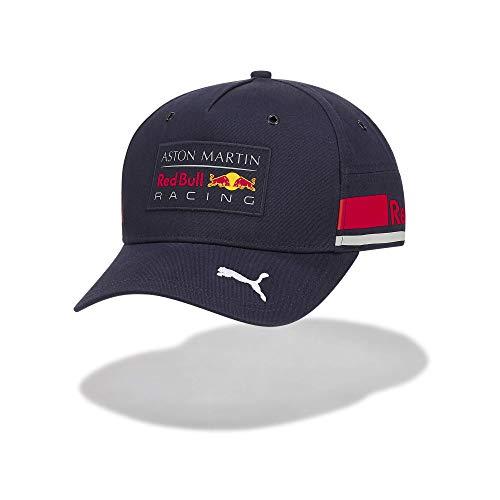 Red Bull Racing Official Teamline Gorra, Azul Niños Talla única Cap, Racing Aston Martin Formula 1 Team Original Ropa & Accesorios