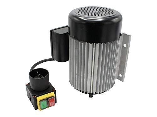 Elektromotor 230 Volt mit Schalter passend Holzkraft HS 7-1000 230V Holzspalter