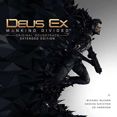 Deus Ex: Mankind Divided (Original Soundtrack) [Extended Edition]