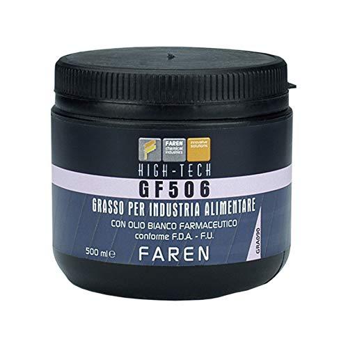 Faren GF506 grasa Uso Alimentario bote 500ml