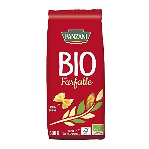 Panzani Pâtes Biologique Farfalle 500 g