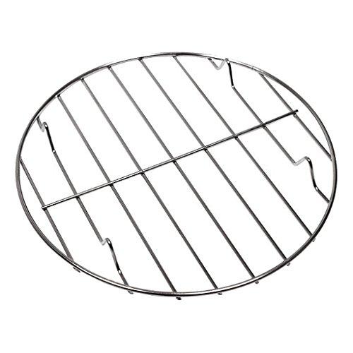 Lounayy Ersatz Grillrost Rund Edelstahl Für Gasgrillroste Basic Mode 20 cm Sale Garten Täglich Gebrauch Produkt (Color : Colour, One Size : 20 cm)