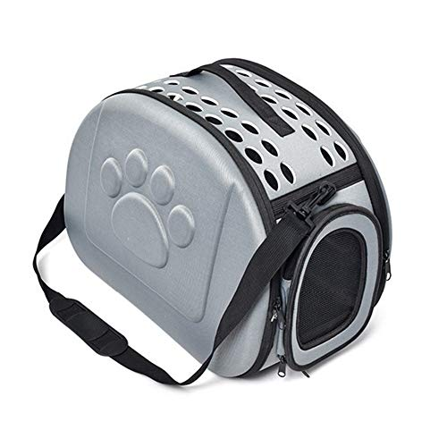 Sbeautli Tragbare Transportbox for Hunde...