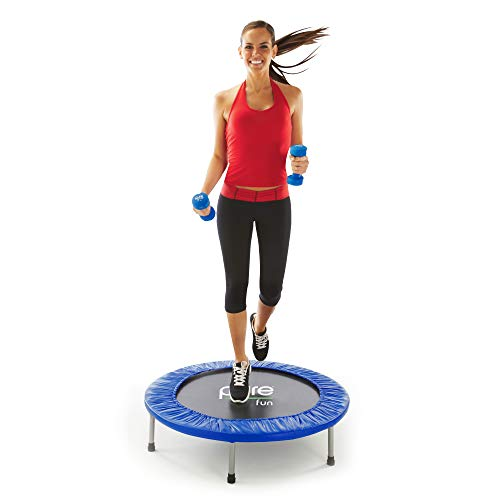 Pure Fun Mini Rebounder Trampoline, Ages 13+