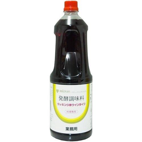 ミツカン 発酵調味料 クッキング赤ワインタイプ 1.8L