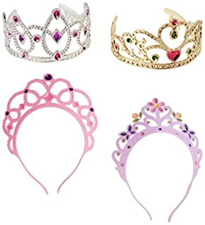 Melissa & Doug Dress-Up Tiaras for Costume Role Play (4 pcs) (B00HWHNSYE) | Amazon price tracker / tracking, Amazon price history charts, Amazon price watches, Amazon price drop alerts