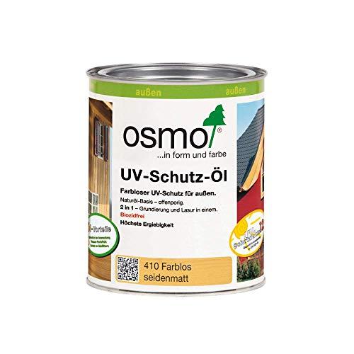 Osmo UV - Schutzöl 410 UV-Schutz für den Aussenbereich biozidfrei 0,750 L