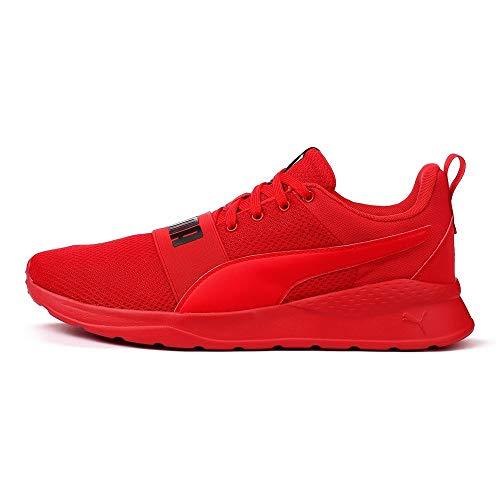 Puma Anzarun Lite Bold, Zapatillas Unisex Adulto, Rojo (High Risk Red Black), 42.5 Eu