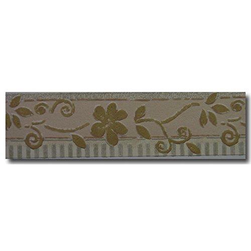 Borte Tapetenborte floral Efeu Ranken