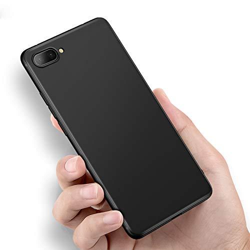 Olliwon Huawei Honor 10 Hülle, Dünn Leichte Schutzhülle Schwarz Silikon TPU Bumper Case Cover für Huawei Honor 10 - 3