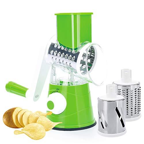 HSD - Cortador de verduras multifunción, cortador de mano, cortador de queso...