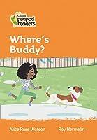 Level 4 – Where's Buddy? (Collins Peapod Readers)