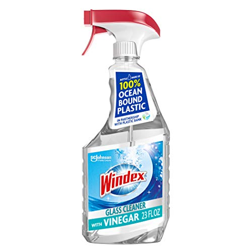 23oz Windex Vinegar Multi-Surface Spray  $2.50 at Amazon