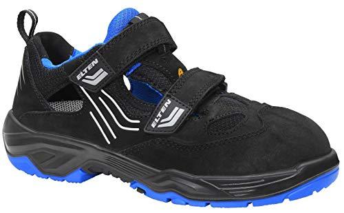 - Elten Ambition Blue Easy Esd S1, Zapatos de Seguridad Unisex adulto, Azul (Blau 4), 43 EU