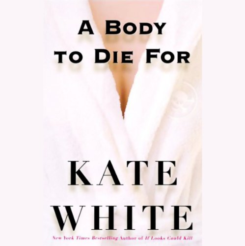 A Body to Die For audiobook cover art