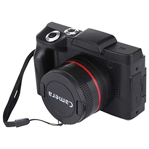 Cámara cámara digital 1.3 mega píxeles de interpolación tirón de la pantalla de la cámara digital de lente intercambiable, 2.4 pulgadas LCD, completa 720P HD de grabación, la lente de infrarrojos, EIS