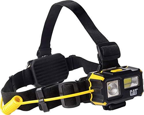 CAT CT4120 Linterna de banda LED Negro, Amarillo linterna