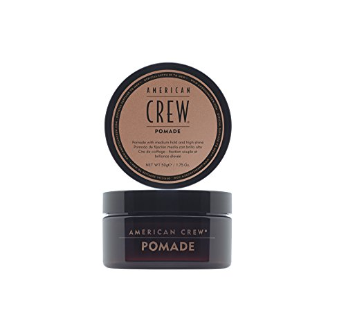 American Crew POMADE FOR HOLD AND SHINE for Men,3 Ounce (Pack of 1)