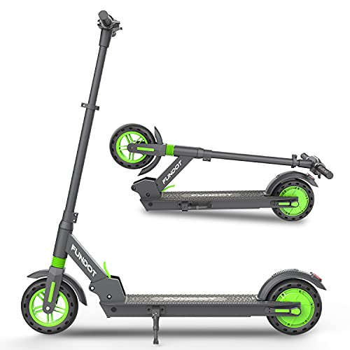FUNDOT Electric Scooter,Folding Electric Scooter,Adult scooter with 350W...