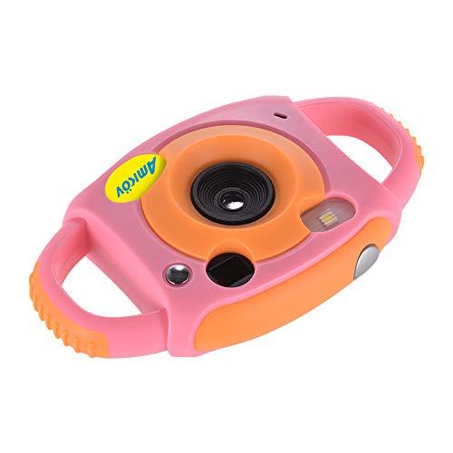 TOPTOO Amkov süße Digitale Videokamera max. 5 Megapixel Eingebaute Lithiumbatterie Neues Jahr Geschenk für Kinder Kinder Jungen Mädchen