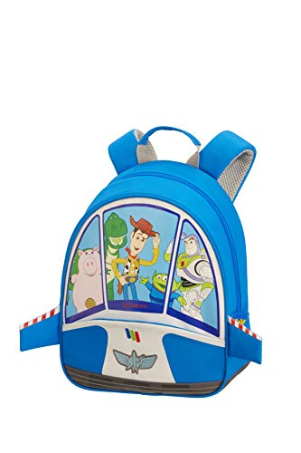 Samsonite Disney Ultimate 2.0 - Kinderrucksack S, 29 cm, 7 L, Blau (Toy Story Take-Off)