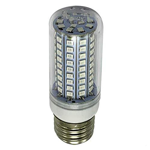 Lámpara germicida UV de maíz de 10 W, 220 V, luz Ultravioleta UVC E27, fácil de usar