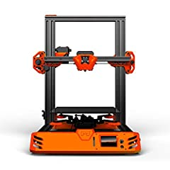 【Build Volume 】:The TEVO Tarantula Pro has a moderate build volume of 235 mm x 235 mm x 250 mm. This conforms to the standard size to build volume ratio for this category of printers. 【Print Speed】: This 3D printer has an impressive printing speed, w...