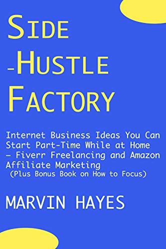 Side Hustle Factory: Internet Business Ideas You Can Start Part-Time While at Home